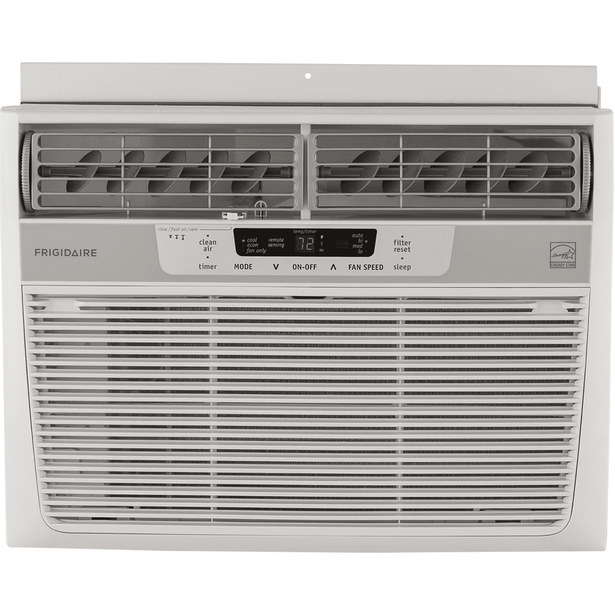 Frigidaire FFRE1033S1 10,000 BTU Window-Mounted Air Conditioner