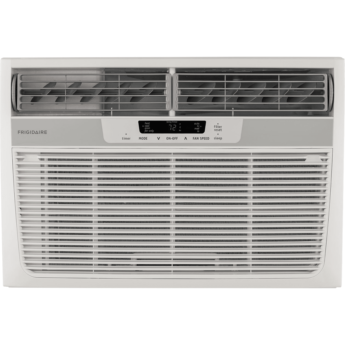 Frigidaire FFRH08L2R1 8,000 BTU 115 V Slide-Out Chassis Window Air Conditioner/Heat Pump with Remote