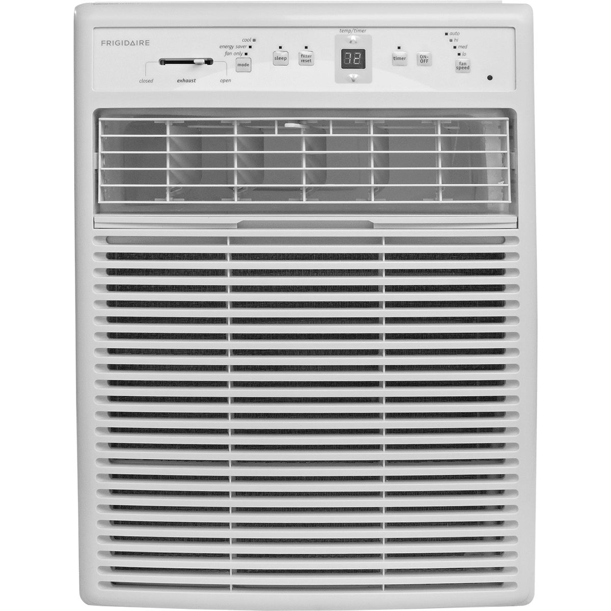 Frigidaire FFRS0822S1 8,000 BTU Casement Window Air Conditioner