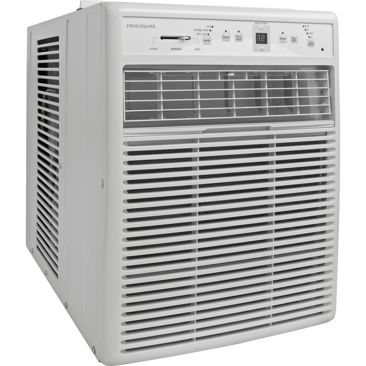 Frigidaire FFRS1022R1 10,000 BTU Casement Window Air Conditioner - Angle