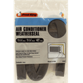 Frost King AC42H Air Conditioner Weather Seal - 1.25-Inch