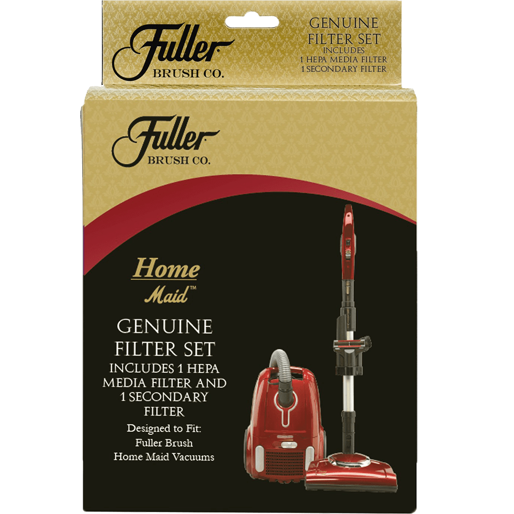 Fuller Brush HEPA Media Filter for Home Maid Plus and Home Maid Vacuums (FBHM-HEPA) fu4546