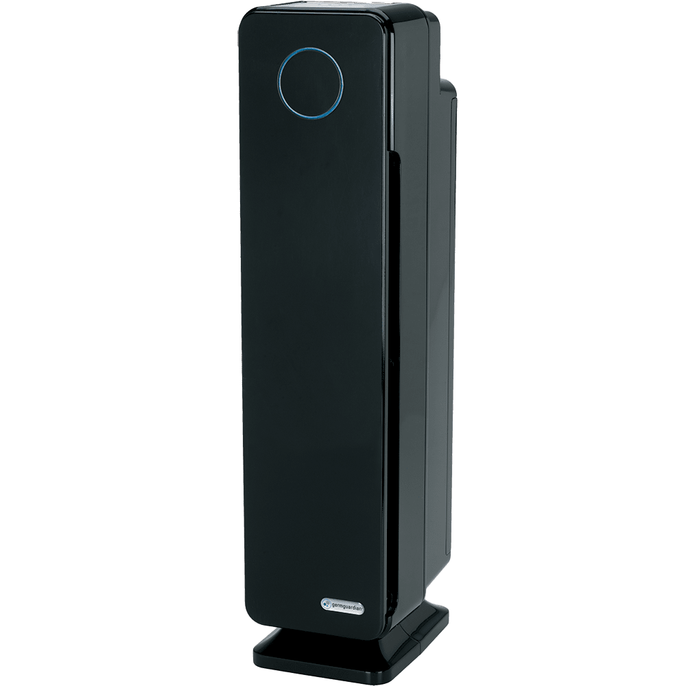 Germ Guardian Elite AC5350B HEPA & UV-C Tower Plus Air Purifier ge4168