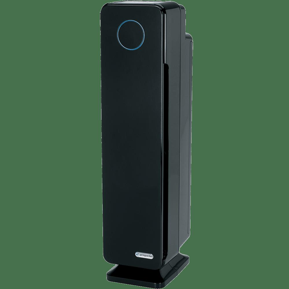 Germ Guardian Elite AC5350B HEPA & UV-C Tower Plus Air Purifier ge4168