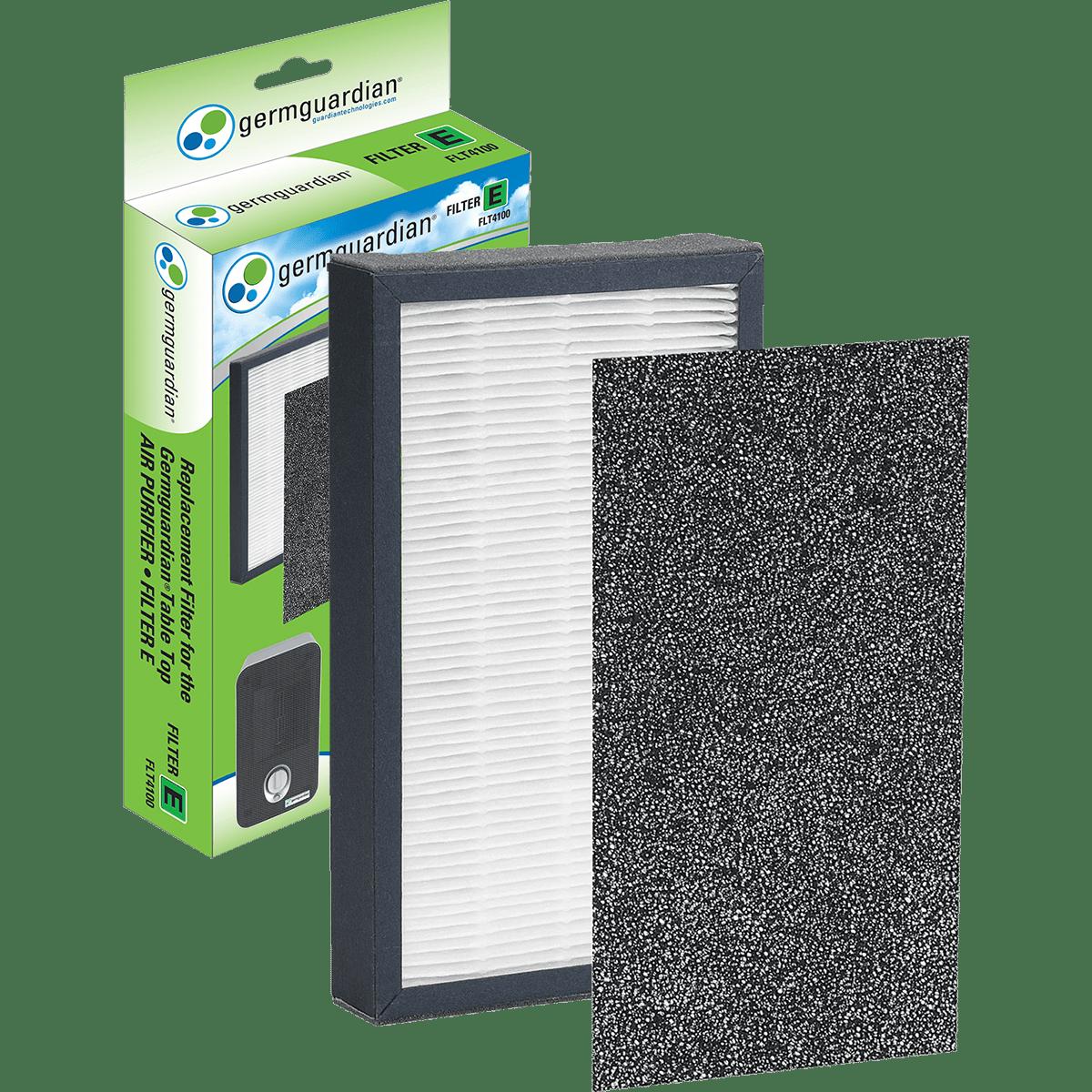 Germguardian Hepa Replacement Filter E Flt4100 Sylvane