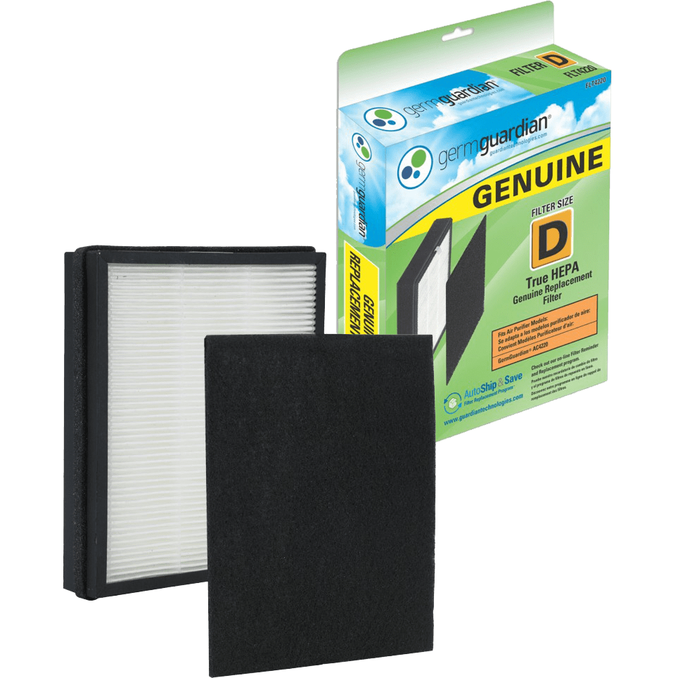 GermGuardian True HEPA Replacement Filter D (FLT4220) ge3569