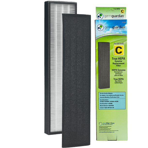 GermGuardian Replacement Filter C (FLT5000) ge1624