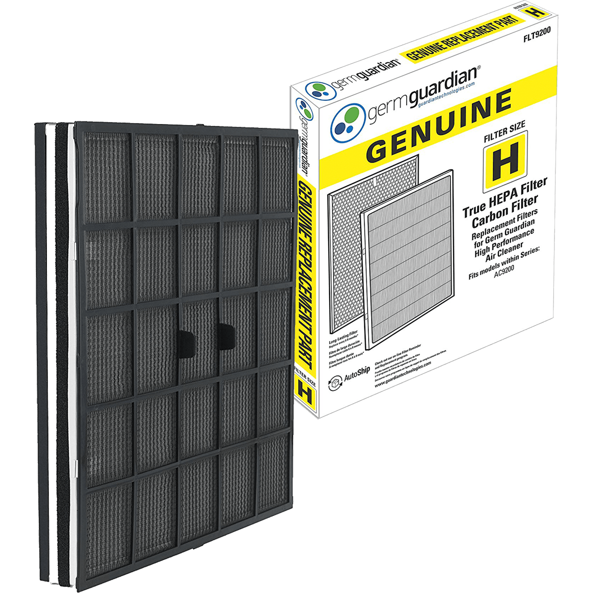 Germ Guardian FLT9200 Air Purifier Filter ge5162