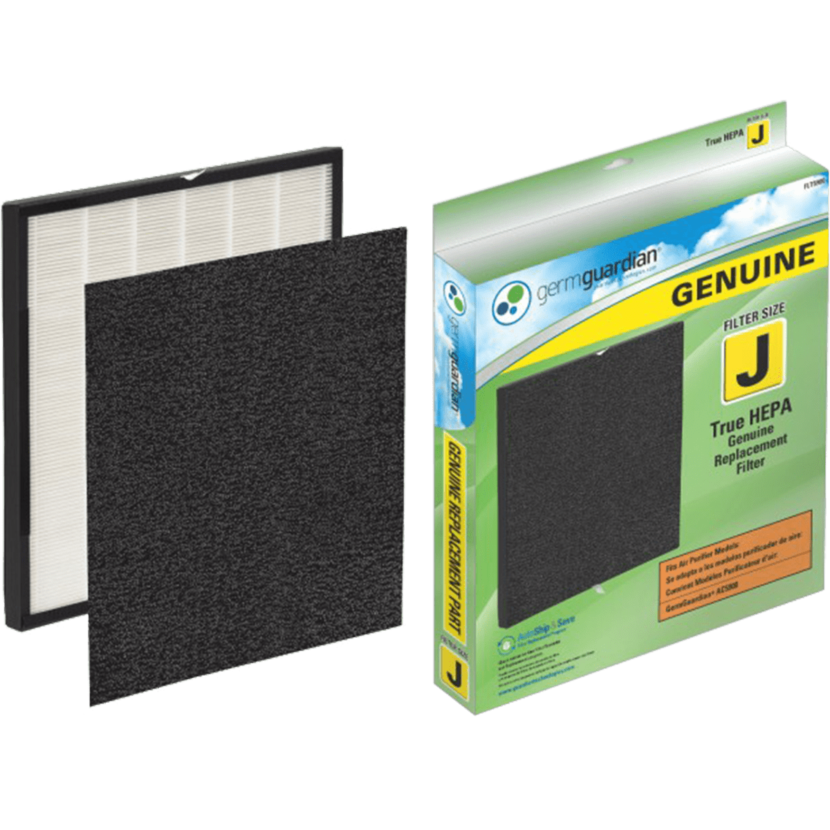 GermGuardian FLT5900 True HEPA  Filter J ge7102