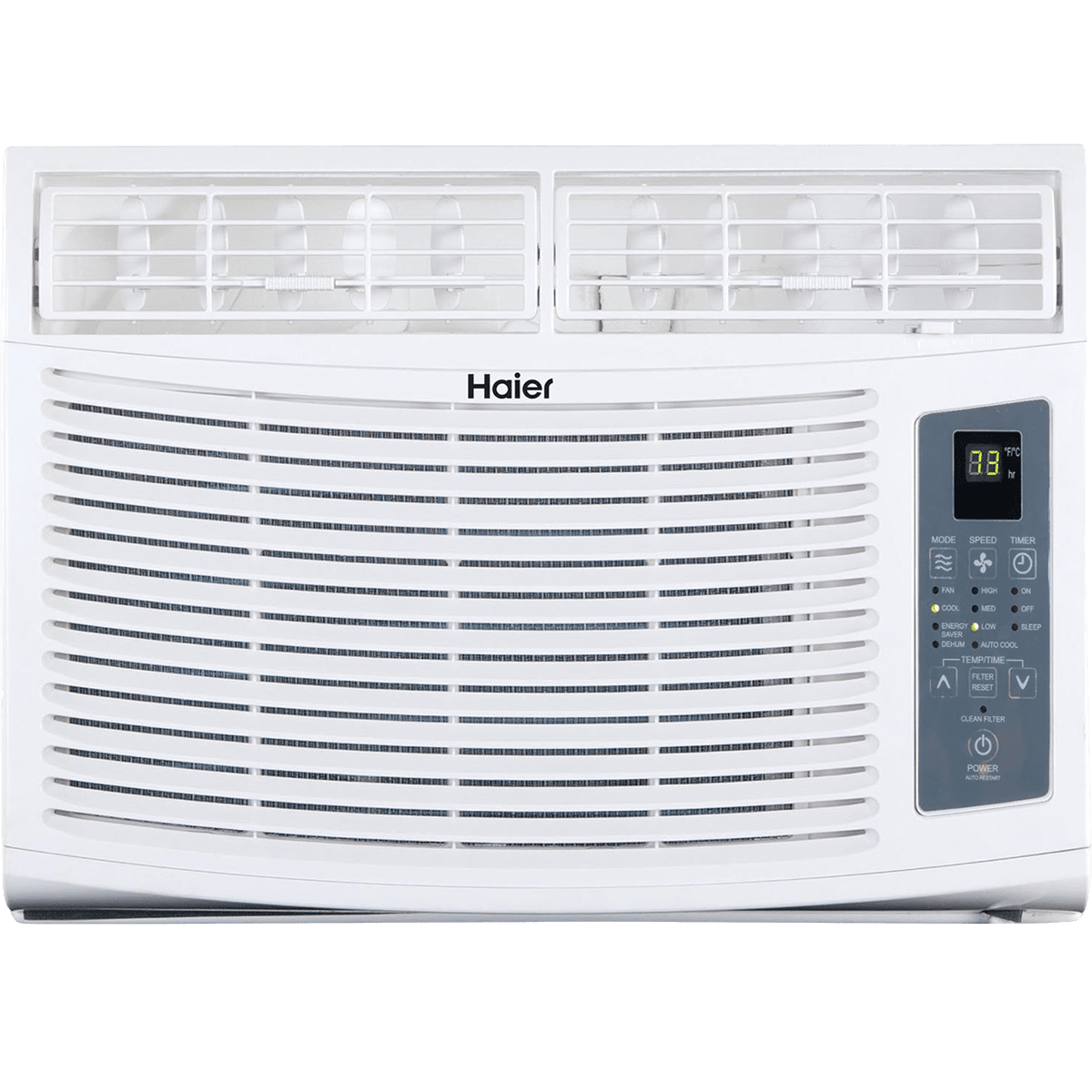 Haier HWE12XCR 12,000 BTU Window Air Conditioner ha5708