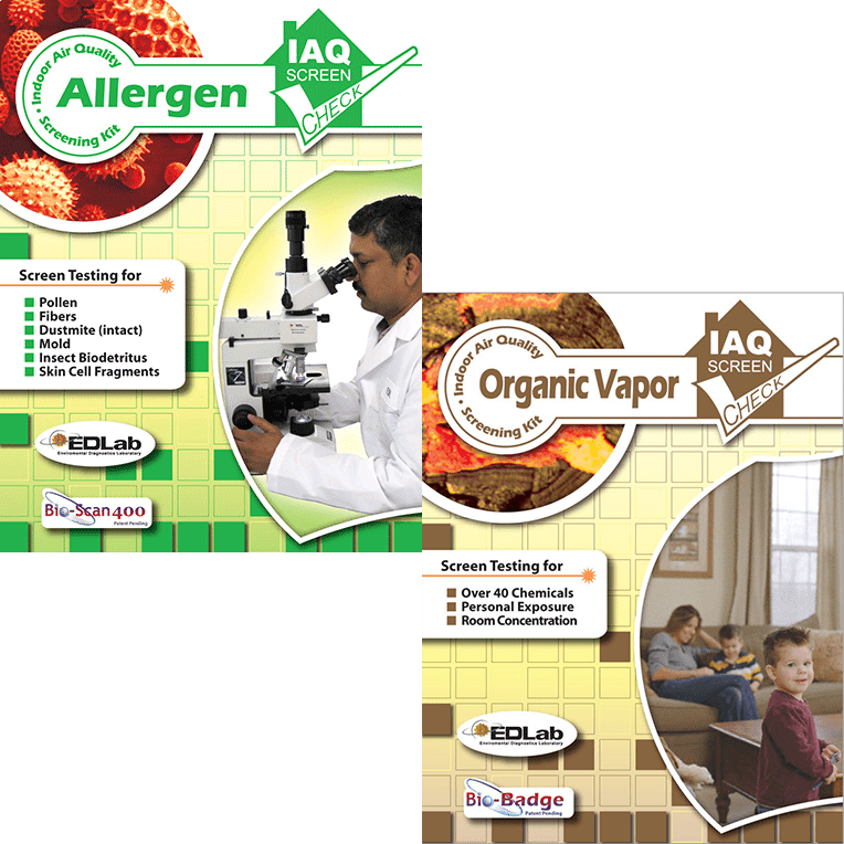 Building Health Check Healthy Nursery Test Kit