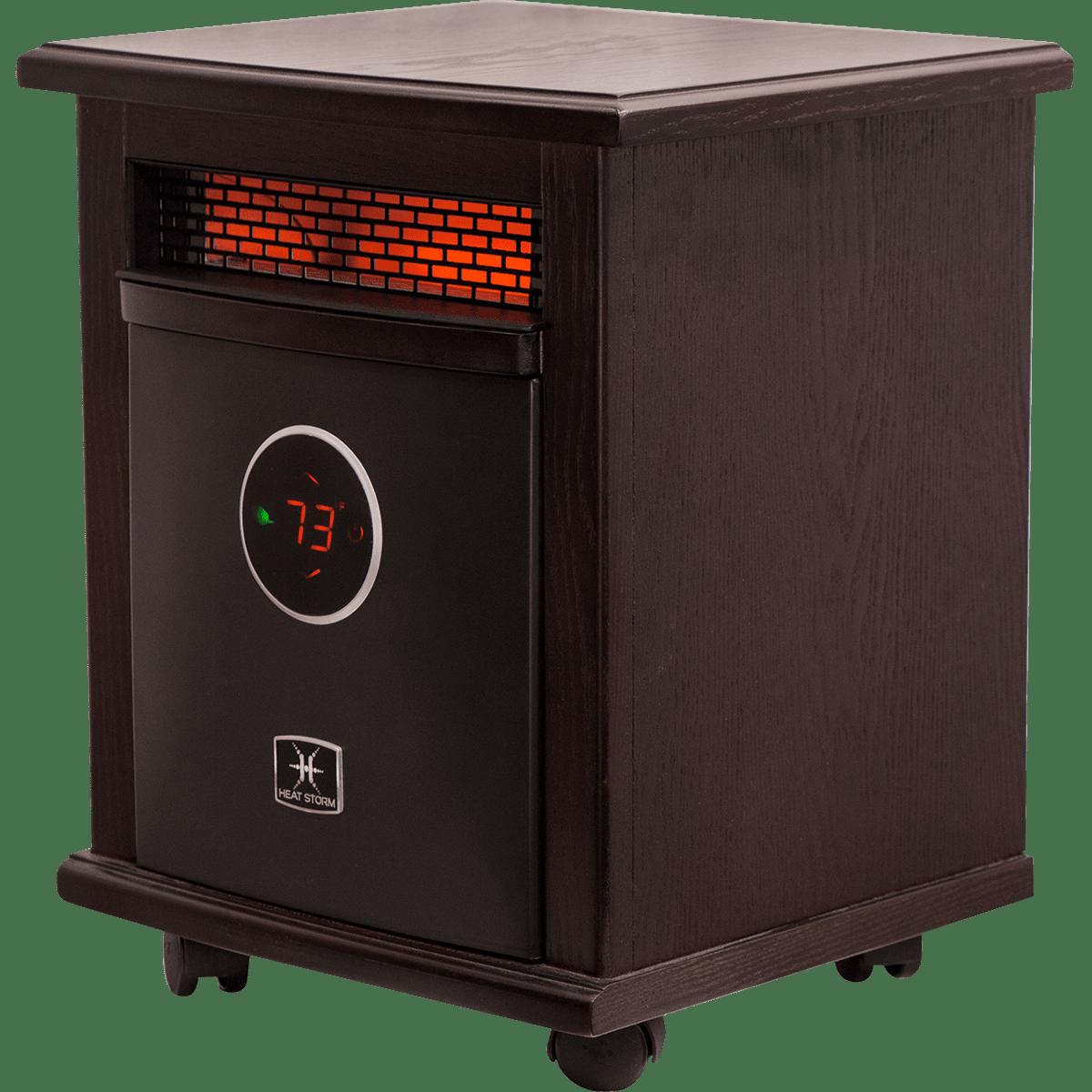 Heat Storm Logan 1500-Watt Infrared Quartz Space Heater