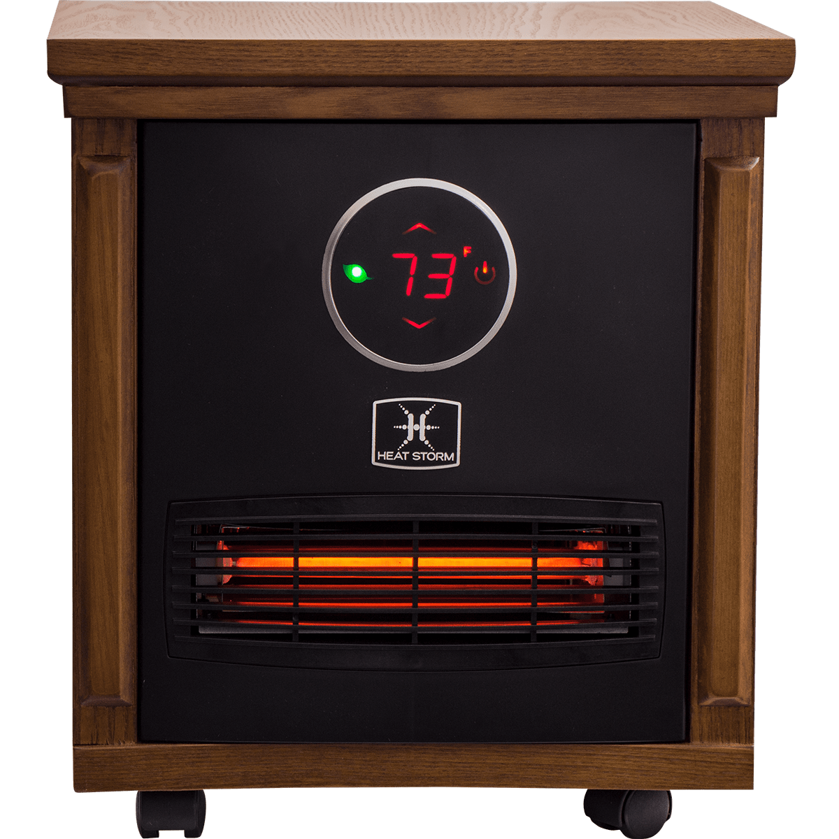 Heat Storm Smithfield Classic Infrared Heater HS 1500 ISM   Front