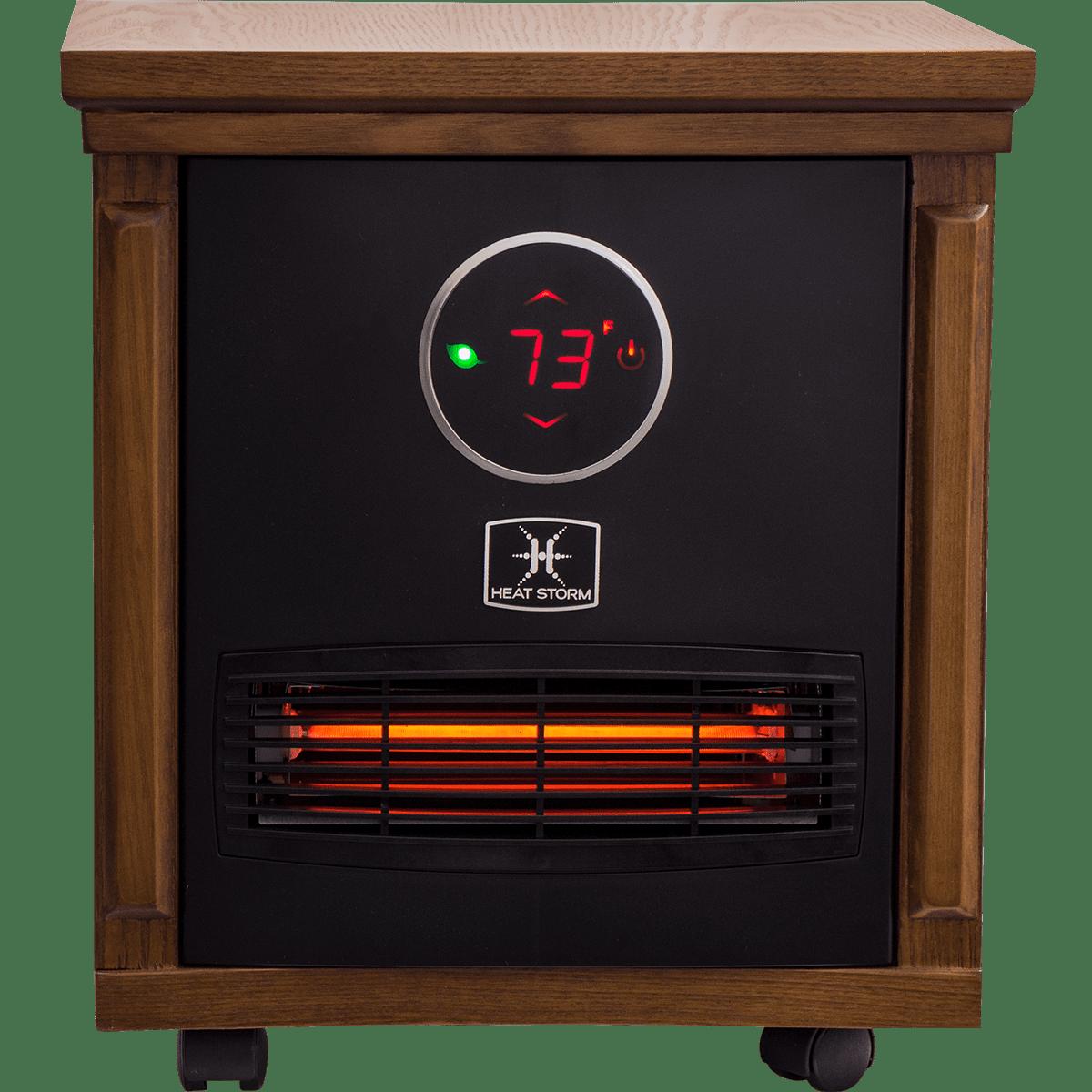 Heat Storm Smithfield Portable Infrared Heater Sylvane