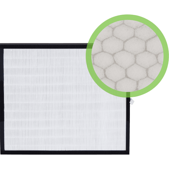 Alen BreatheSmart Fit50 HEPA-OdorCell Replacement Filter (FF50-MP) al4285