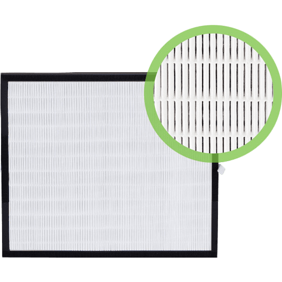 Alen BreatheSmart Fit50 HEPA-Pure Replacement Filter (FF50-Pure) al4282