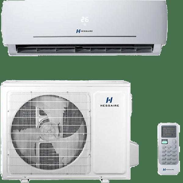 Hessaire 18,000 BTU 230V Mini Split w/ Heat Pump (H18HP2A) he6926k