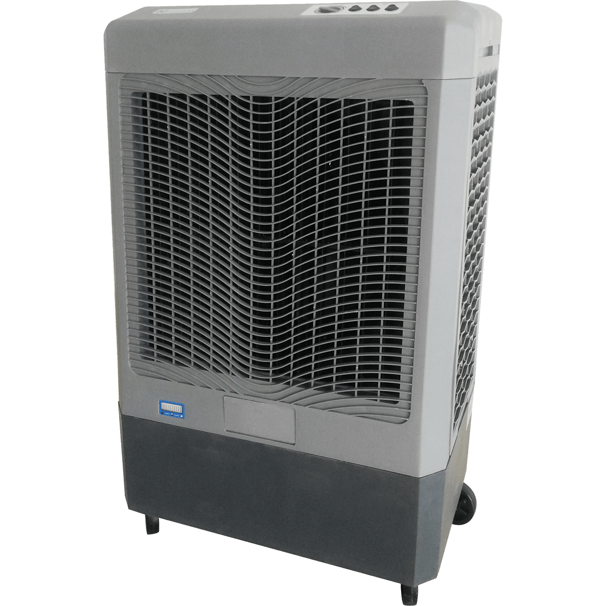 Swamp Cooler Media : Hessaire mc m cfm speed portable evaporative