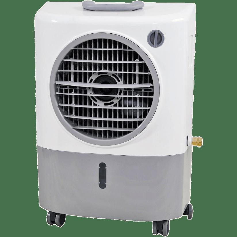 hessaire mc18m 1,300 cfm evaporative air cooler sylvane  port a cool 3600 evaporator wiring diagram #26
