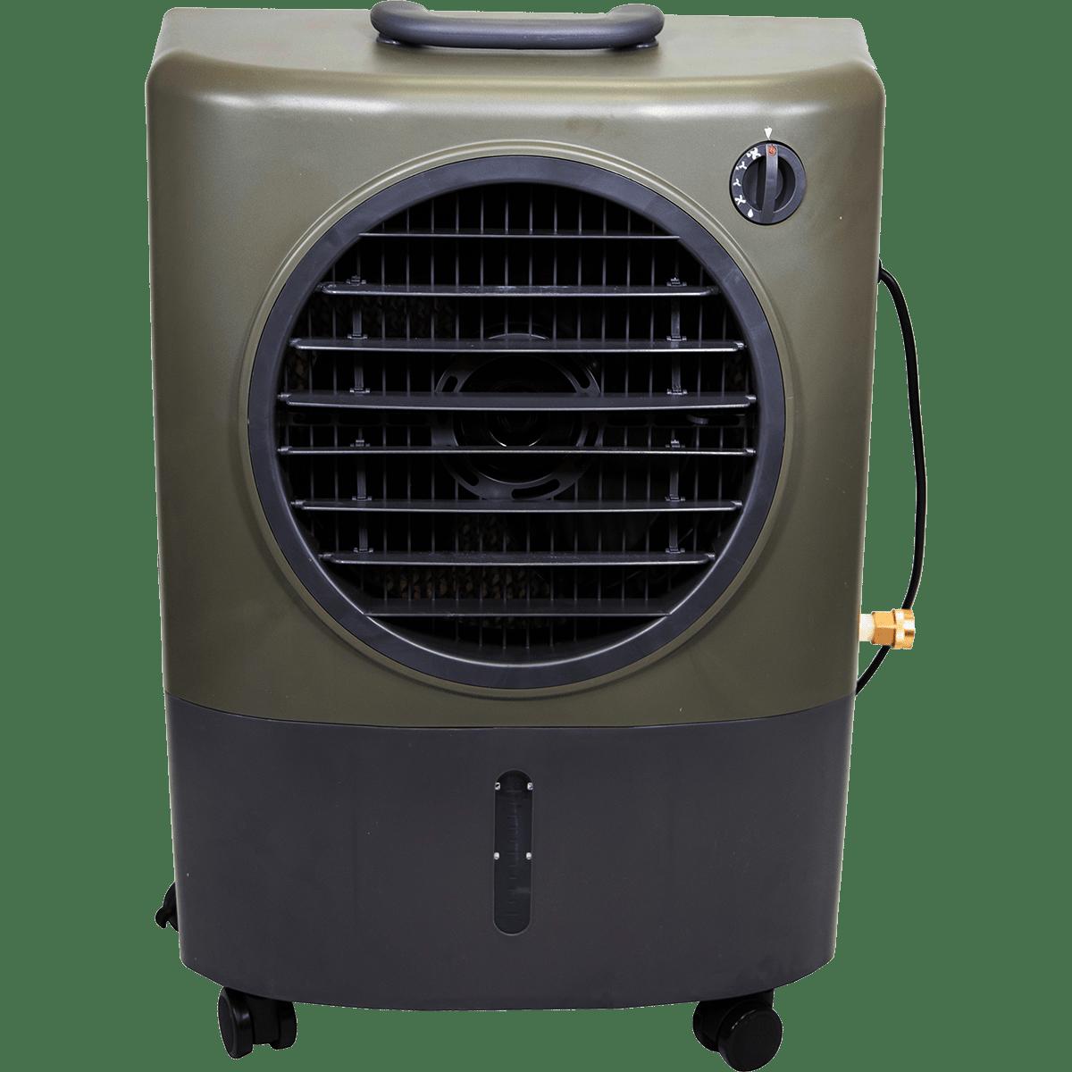 Hessaire Mc18v 1 300 Cfm Evaporative Cooler Sylvane