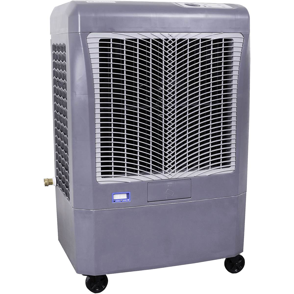 Air Handling Evaporative Cooling : Hessaire mc a evaporative cooler sylvane