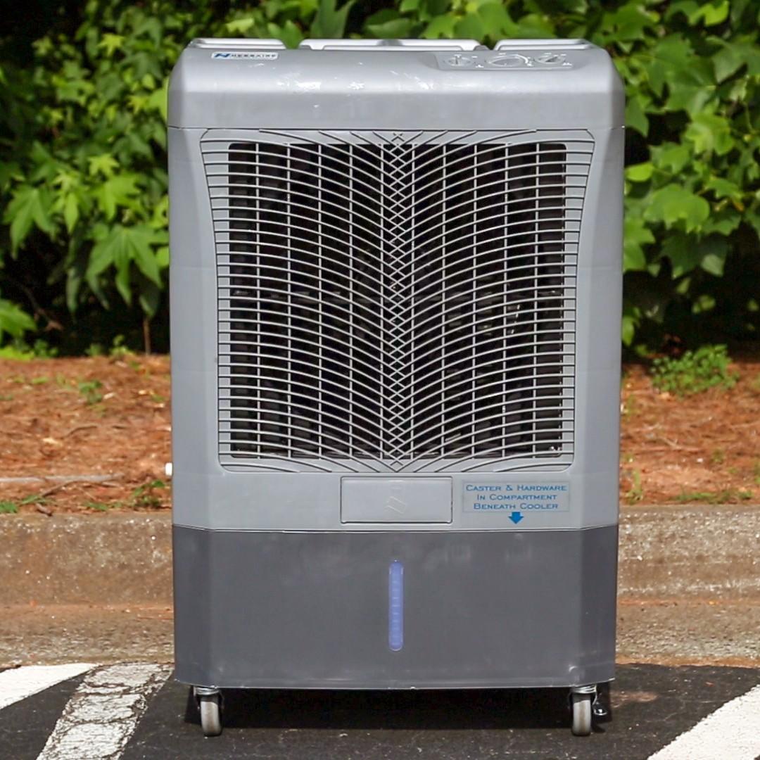ft. Hessaire MC37M portable Evaporative Air Cooler for 750 sq