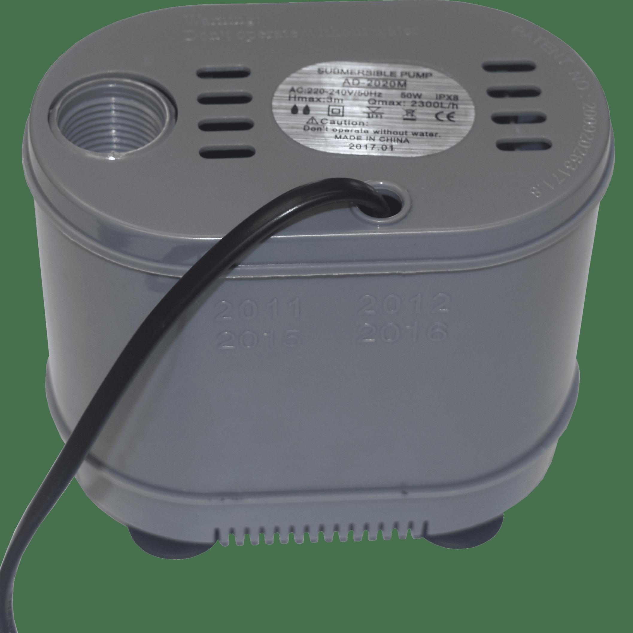 Hessaire Mc91 Mc92 Water Pump Sylvane