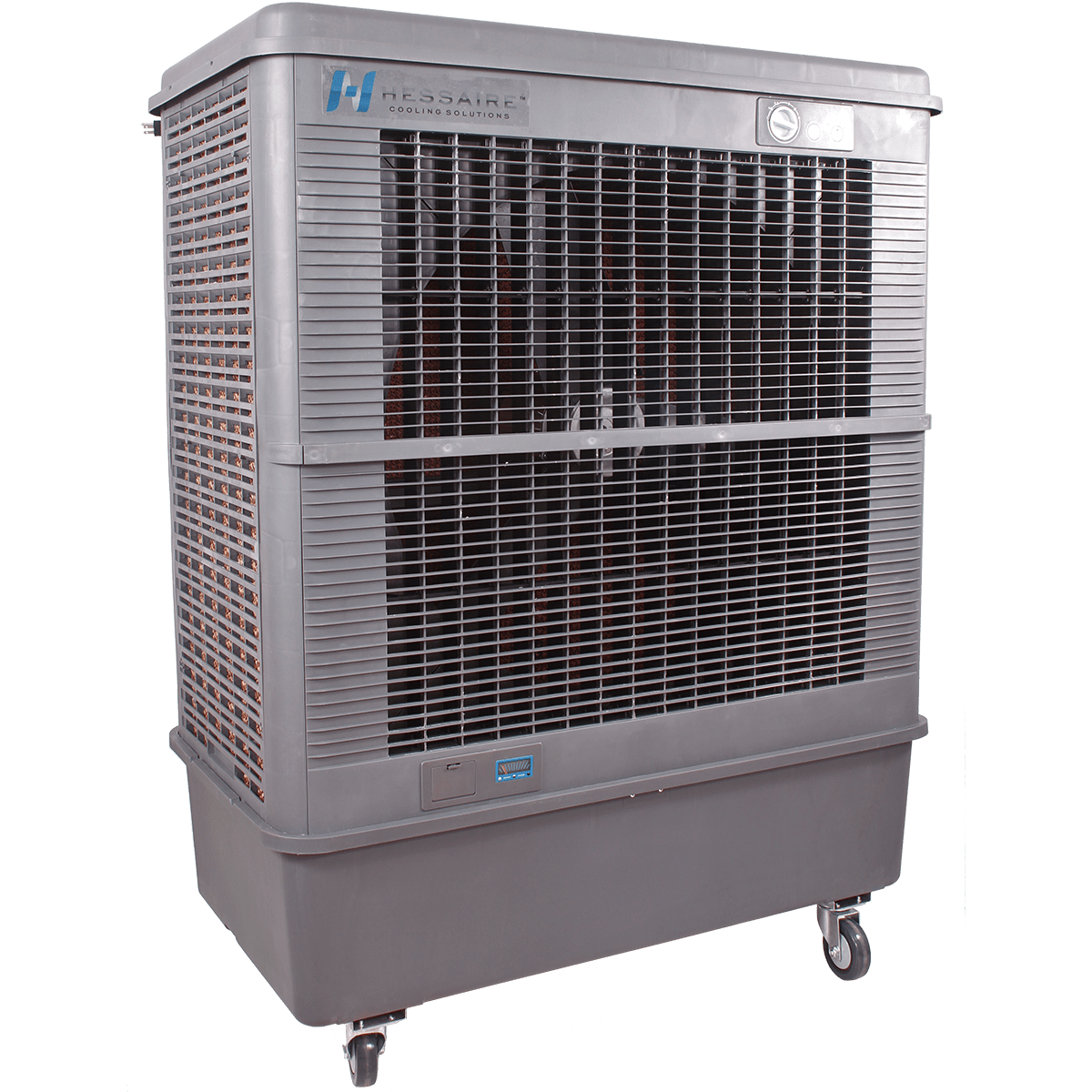 Hessaire MC91M 8,500 CFM 2-Speed Portable Evaporative Cooler he5455