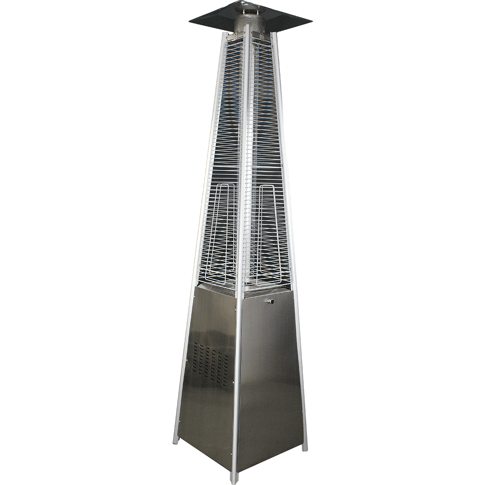 Btu Pyramid Patio Heater