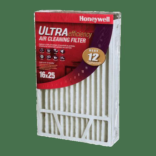 Honeywell Ultra-Efficiency 4-Inch MERV-12 Furnace Filters ho4003