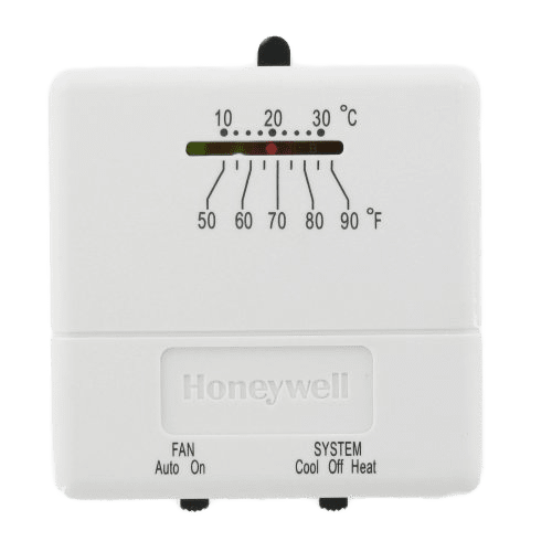 Honeywell Ct31a Heat Cool Economy Thermostat Sylvane