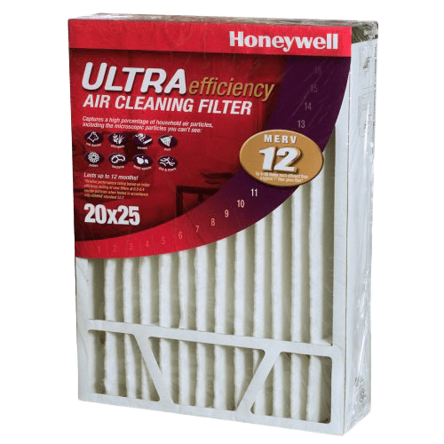 Honeywell Ultra-Efficiency 4-Inch MERV-12 Furnace Filters ho4004