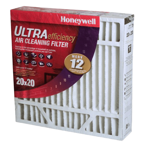 Honeywell Ultra-Efficiency 4-Inch MERV-12 Furnace Filters ho4006