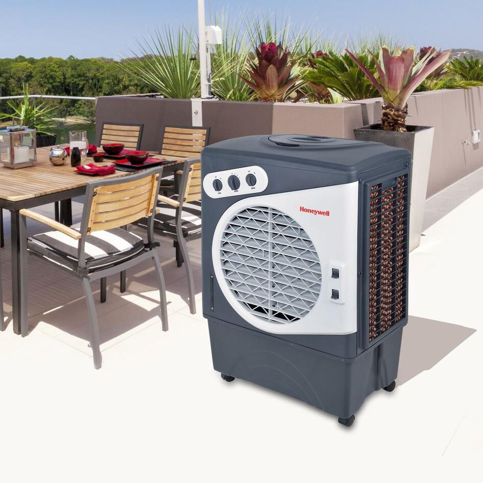 Honeywell 1540 CFM Outdoor Evaporative Cooler