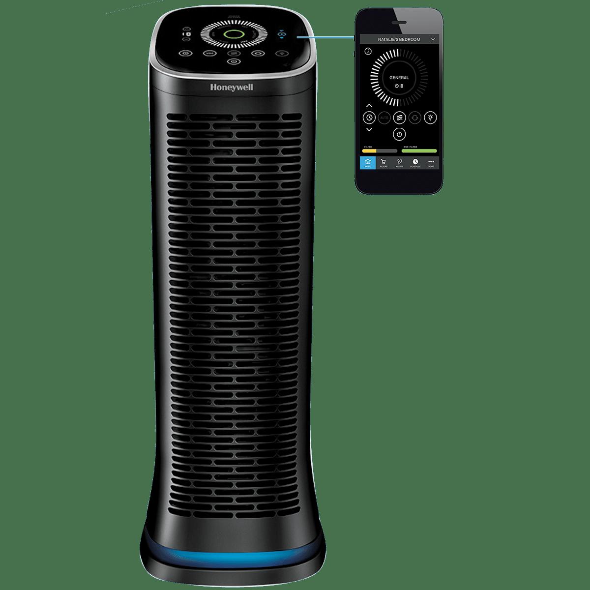 Honeywell HFD360B Bluetooth AirGenius 6 Air Cleaner/Air Purifier ho6895