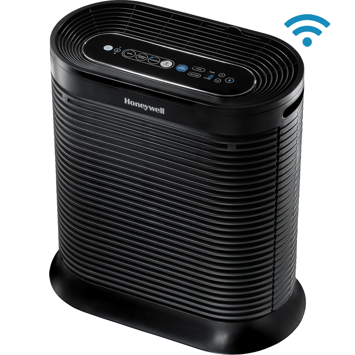 Honeywell HPA250B Bluetooth Smart True HEPA Allergen Remover Console Air Purifier - Black ho5507