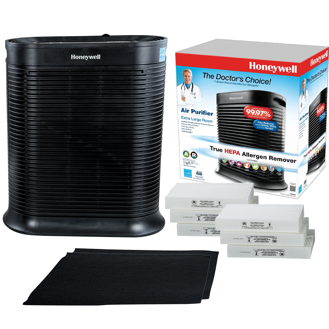 Honeywell HPA300 True HEPA Whole Room Allergen Remover Air Purifier ho4872k