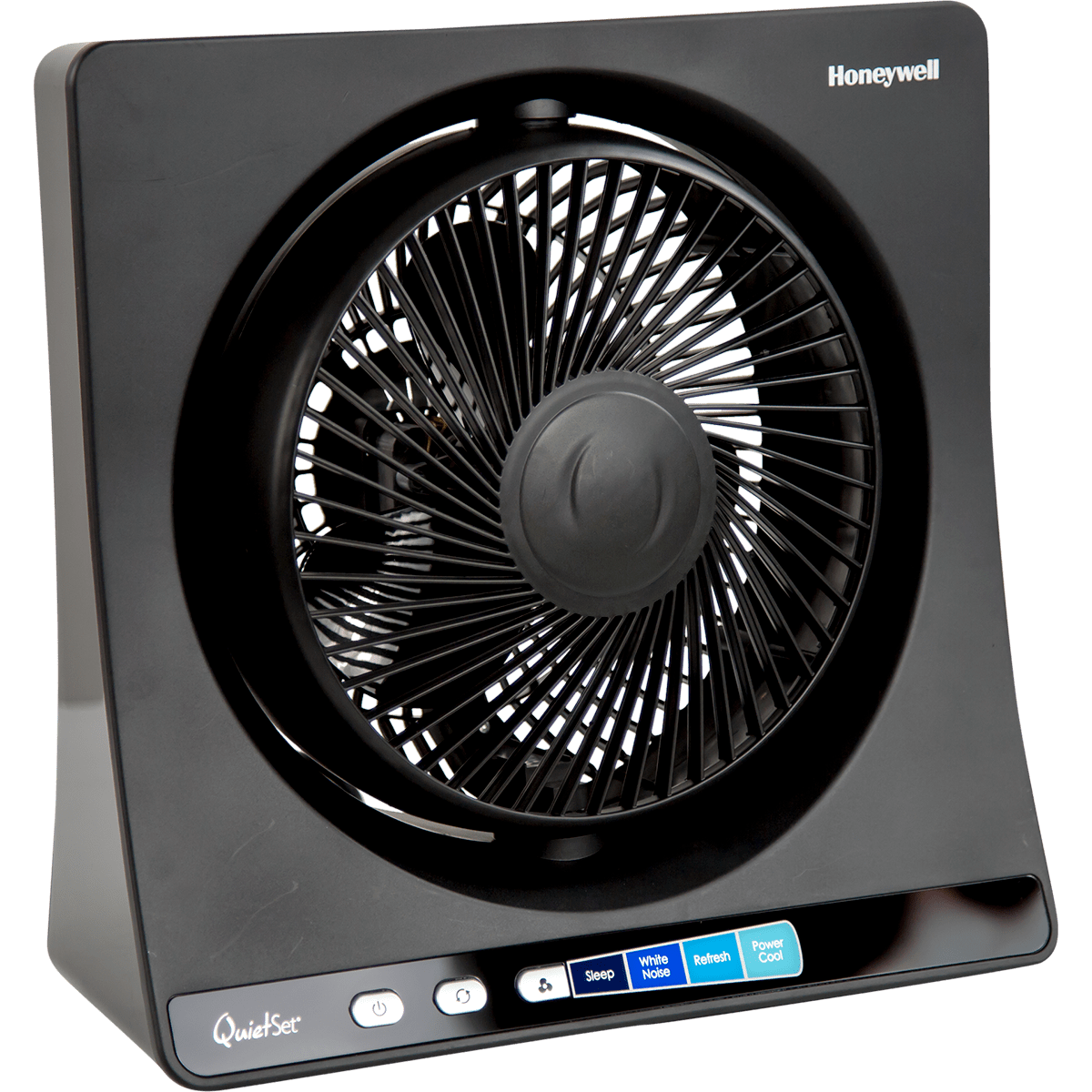 Honeywell HT350B QuietSet Table Fan Free Shipping