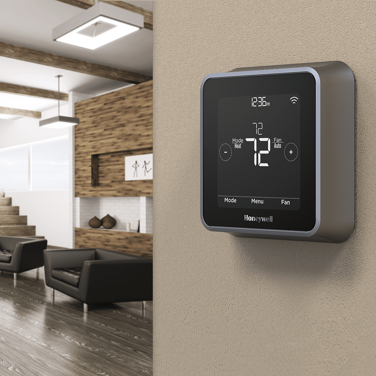 Honeywell Lyric T5 Wi-Fi Thermostat (RCHT8610WF)
