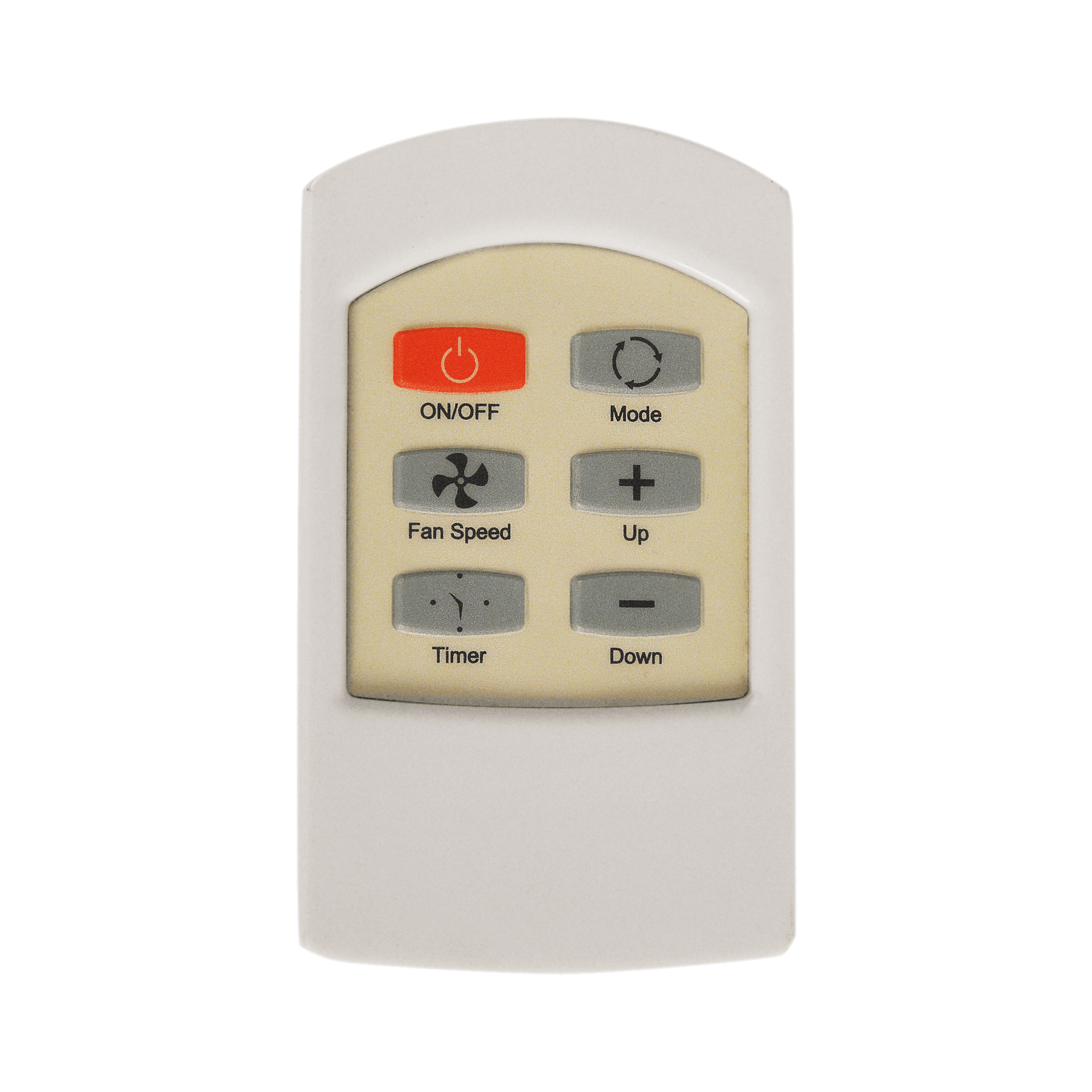 Honeywell Remote Control for MF Series Portable ACs ho3868