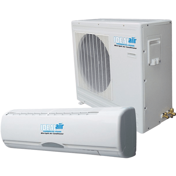 Ideal Air 12000 Btu Mini Split Heat Pump Free Shipping Sylvane