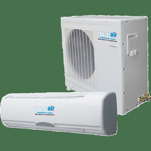 Ideal-Air 36,000 BTU DIY Mini Split Heat Pump
