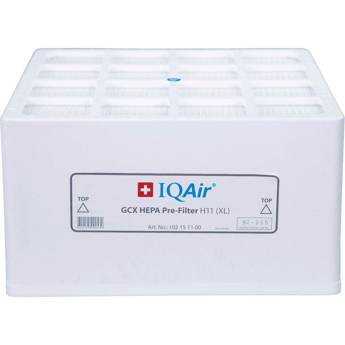 IQAir GCX Series HEPA Pre-Filter (102151100) iq283
