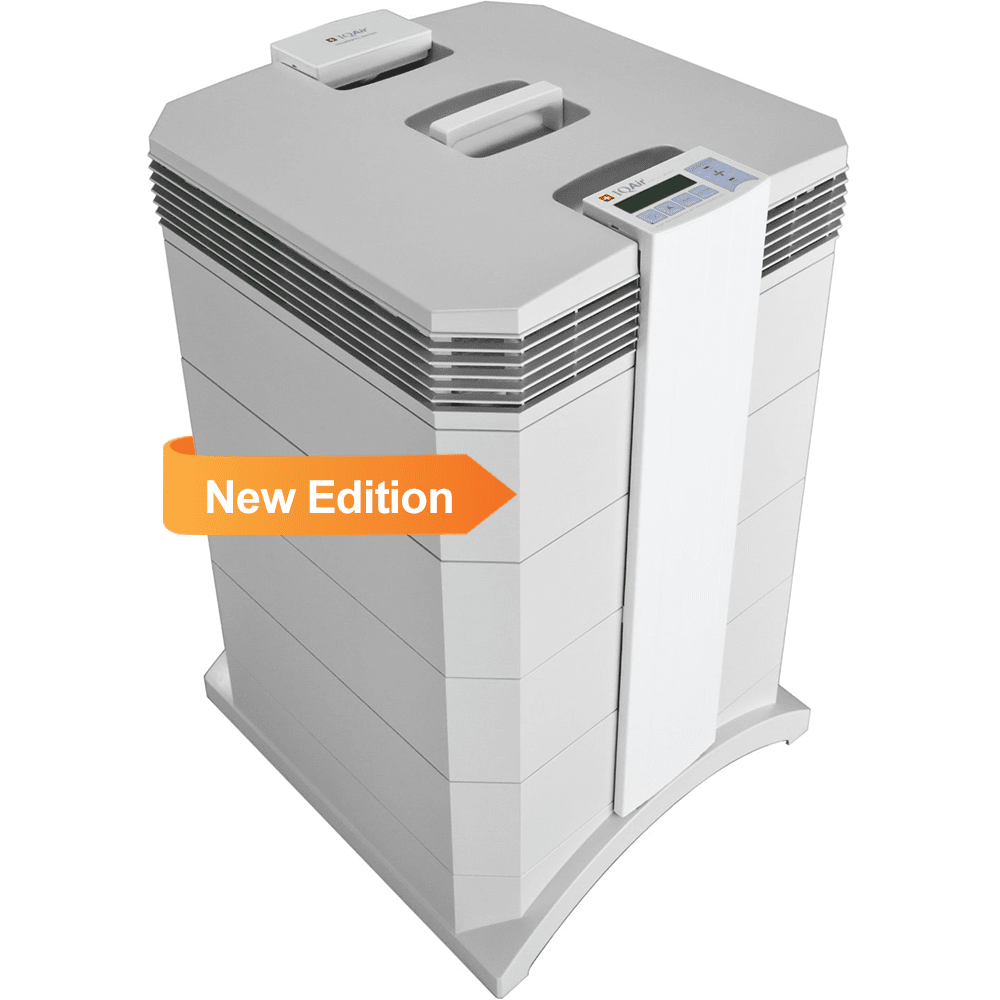 IQAir HealthPro Compact Air Purifier iq208