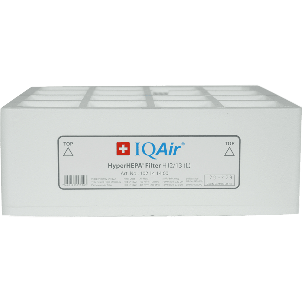 IQAir HyperHEPA Filter for HealthPro Series (102 14 14 00) iq117
