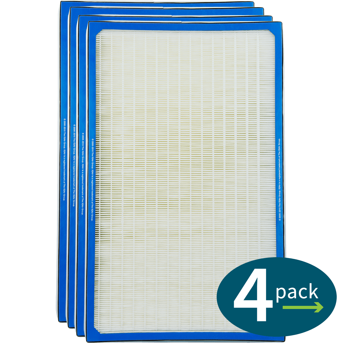 IQAir Perfect 16 ID-2225 Replacement Filter Set (4 filters) (202 11 30 02) iq970