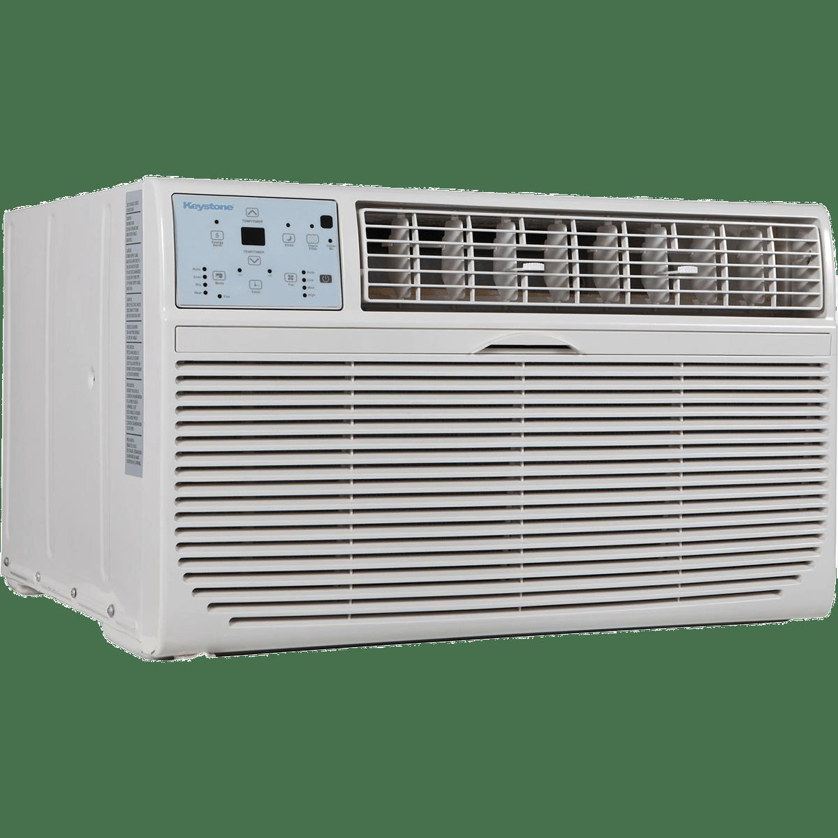 Keystone 12,000 BTU Through-the-Wall Air Conditioner w/ Heat
