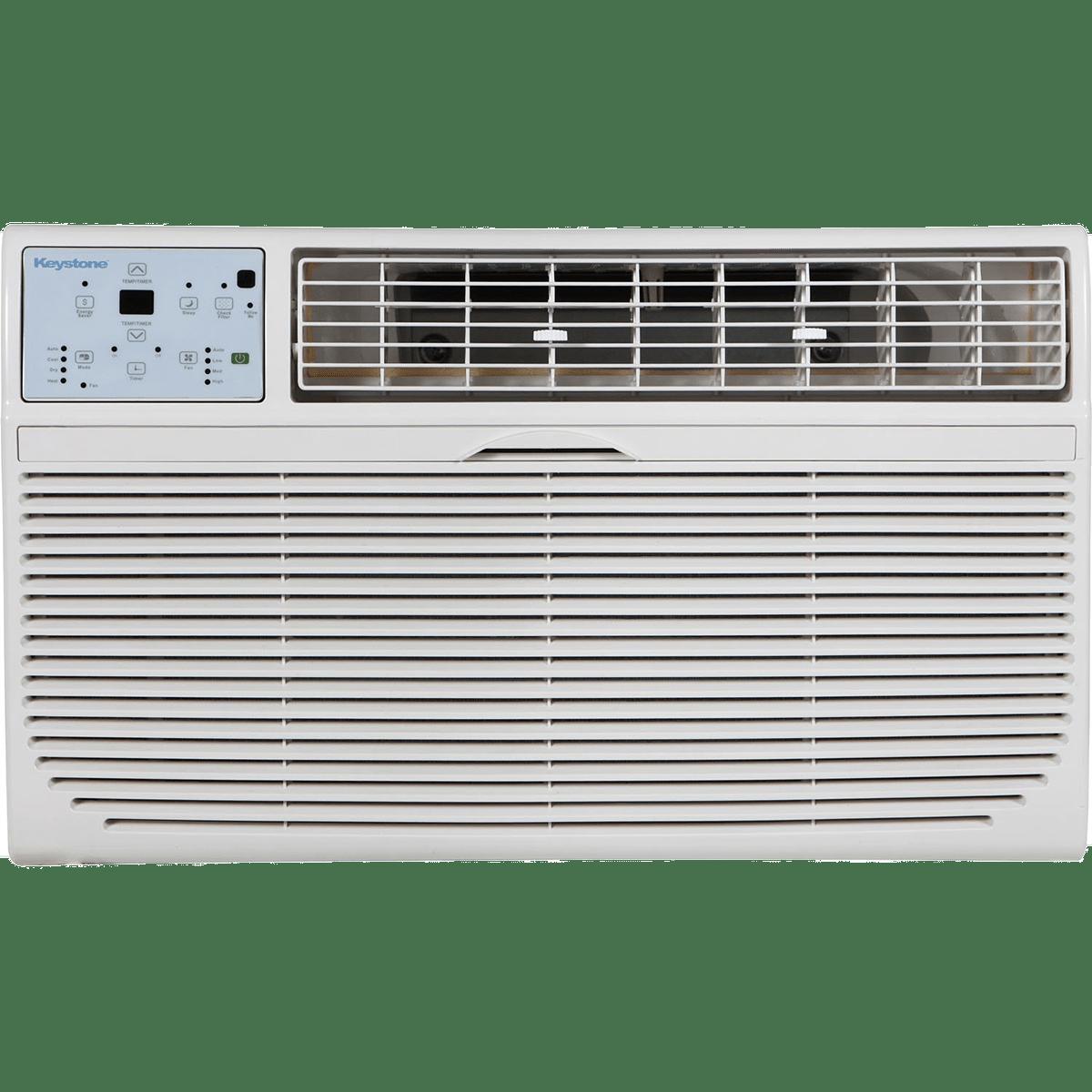 Keystone 14,000 BTU Through-the-Wall Air Conditioner w/ Heat (KSTAT14-