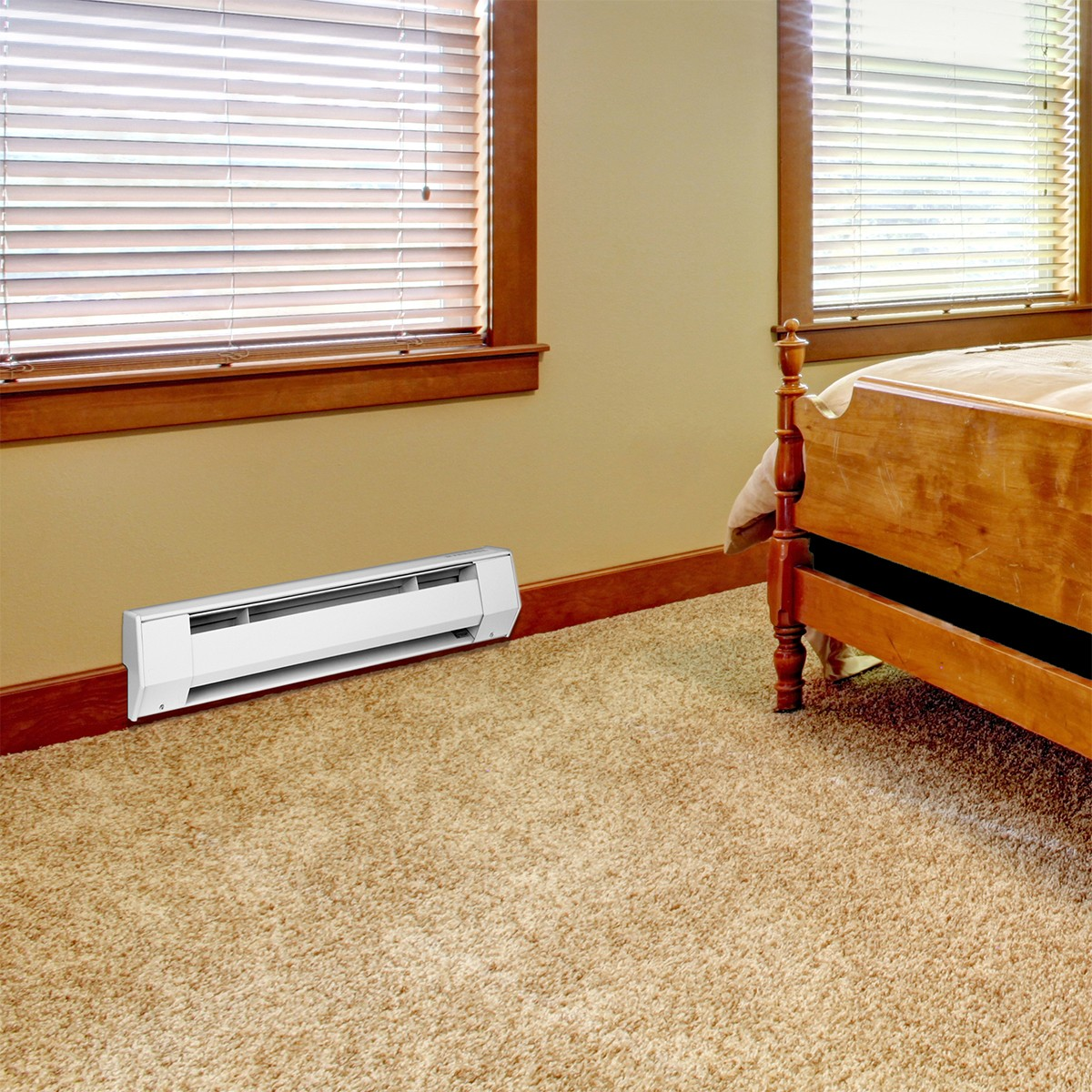 King Electric K Series 240 Volt Electric Baseboard Heaters Sylvane