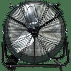 King Electric 30-in. Direct Drive Tiltable Drum Fan Model: DFC-30D-S